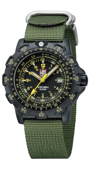 Luminox Recon Point Man 8825.KM Grey/White/Yellow